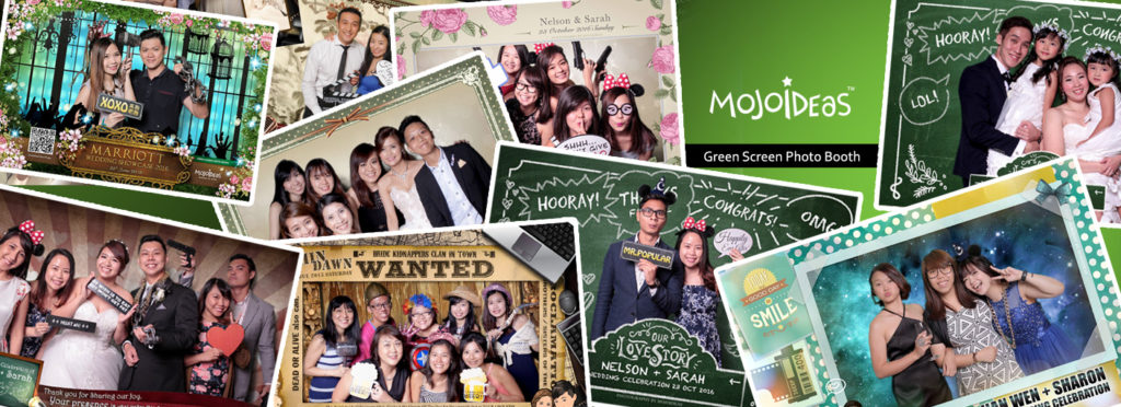 Green Screen Photobooth Promotion
