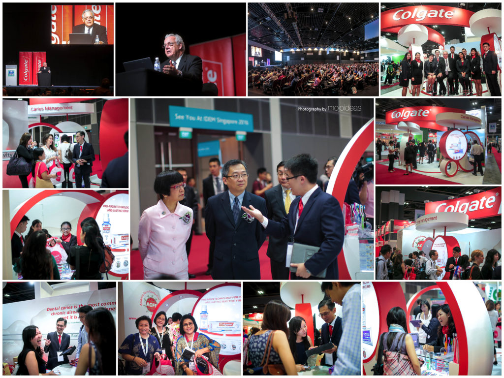 Event Photography, Colgate Event, Dental Conference Singapore, Event Coverage