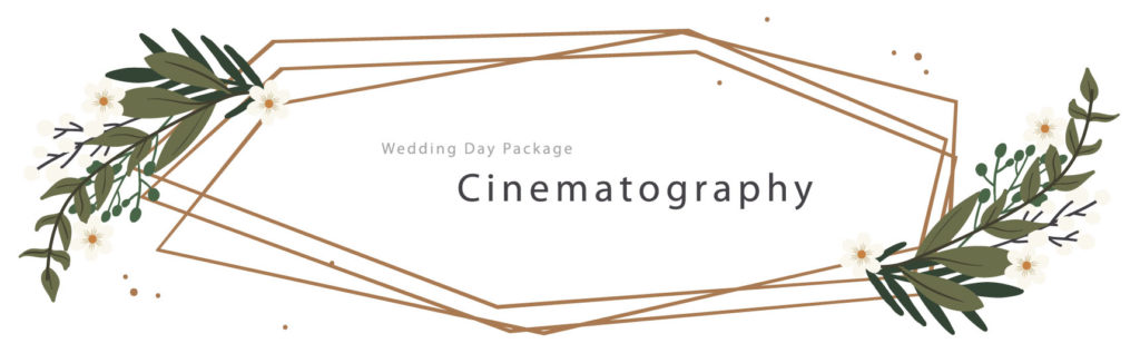 Wedding Day Cinematography Package